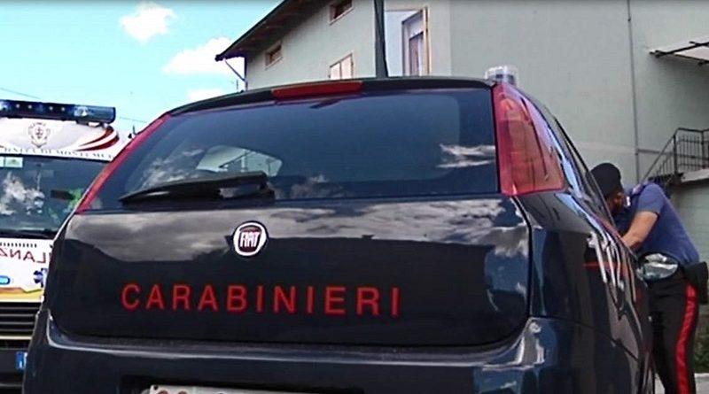 carabinieri cc 112 118 ambulanza