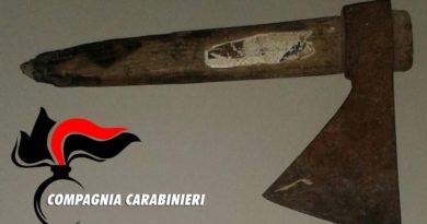 carabinieri cc 112 ascia