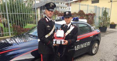 carabinieri cc 112 defibrillatore