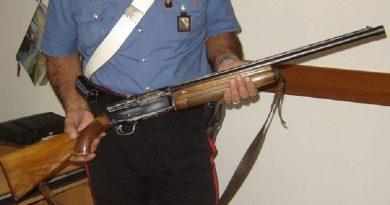 Atripalda. Detiene illegalmente un fucile, 65enne nei guai