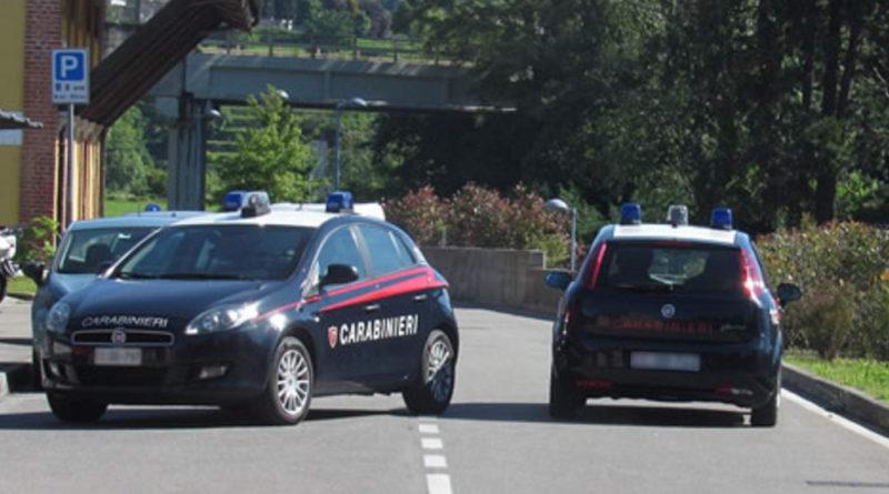 carabinieri cc 112 gazzella pattuglia controllo posto di blocco