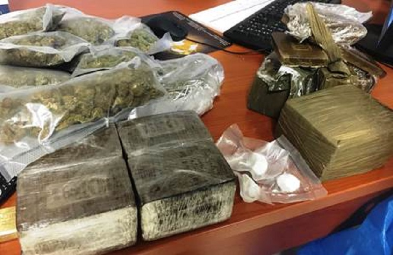 hashish cocaian droga stupefacenti