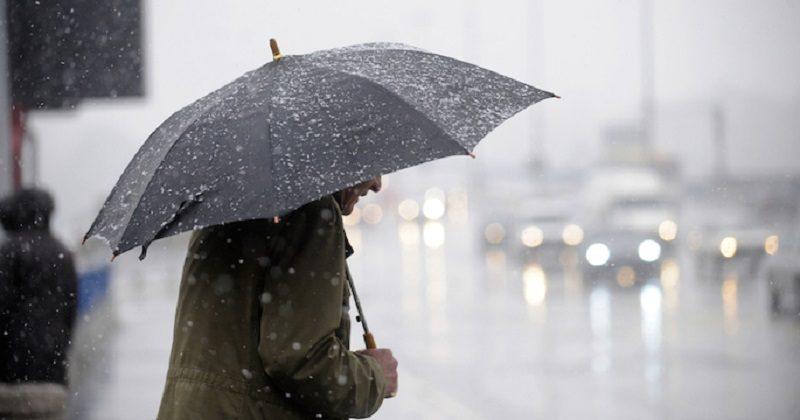 maltempo pioggia vento ombrello