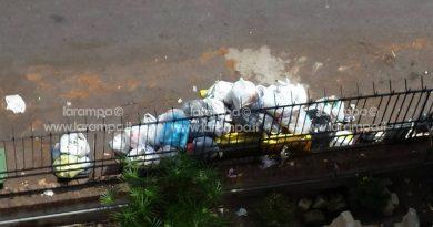aversa rifiuti sacchetti immondizia