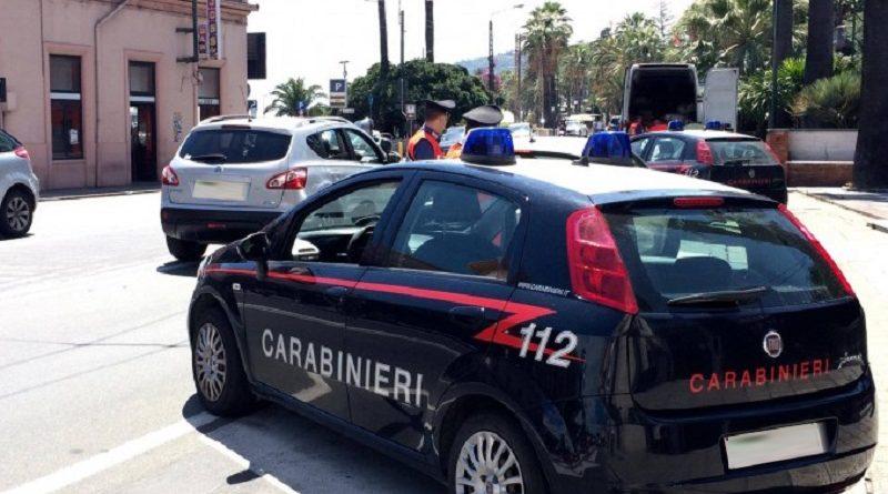 carabinieri cc 112 controlli-posto-blocco