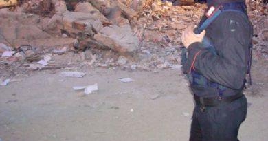 carabinieri cc 112 terremoto sisma