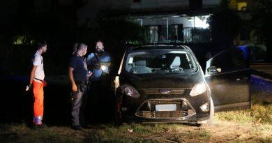 omicidio auto camorra
