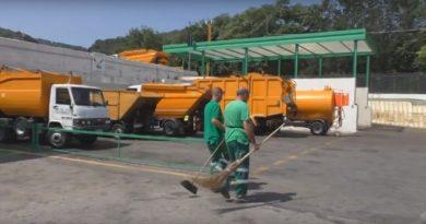 rifiuti operatori ecologici netturbini raccolta differenziata