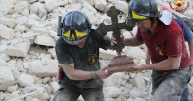 terremoto vigili del fuoco vvff 115 recupero beni culturali pescara del tronto (13)