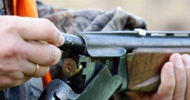 cacciatore fucile cartuccia