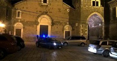 caserta-casertavecchia-carabinieri-cc-112-sera-notte