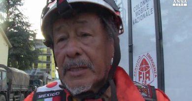 terremoto angeli messicani soccorritori