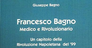 Aversa. 'Francesco Bagno, medico e rivoluzionario': presentazione libro a Palazzo Parente