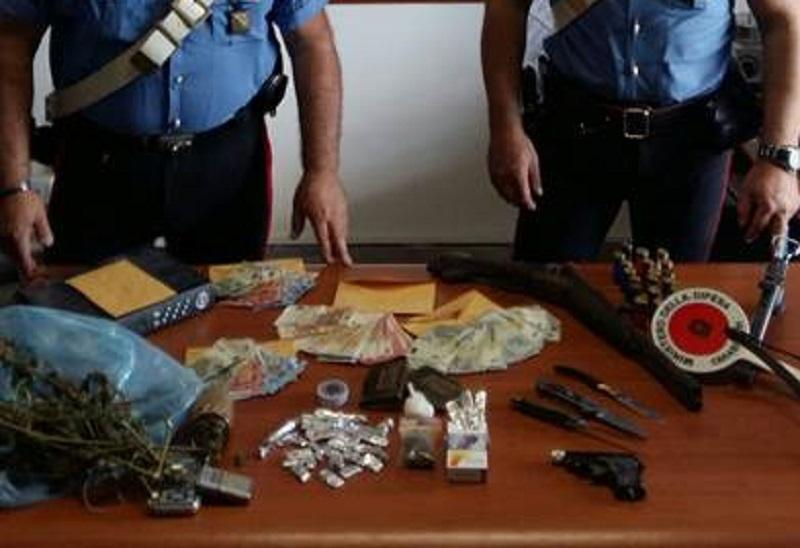 carabinieri-cc-112-droga-stupefacenti-armi