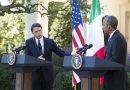 (VIDEO) Renzi invita Obama per un'amatriciana