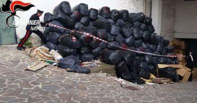 Terra fuochi: blitz dei carabinieri, sequestri e denunce