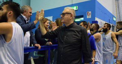 Basket Serie B. Play off scudetto, Napoli sbanca Cassino in gara 4