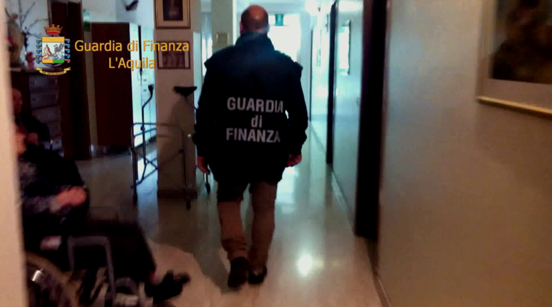 guardia di finanza l'aquila