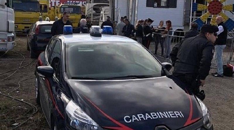 giugliano-carabinieri-cc-112-circo-nelly-orfei-3