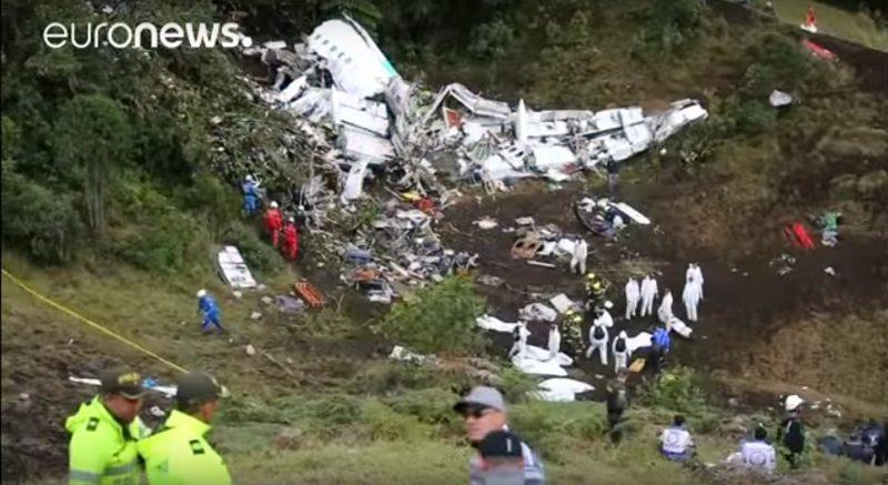 incidente-aereo-lamia-2933-colombia