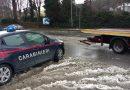 Avellino. Emergenza neve, i Carabinieri in azione in tutta la provincia