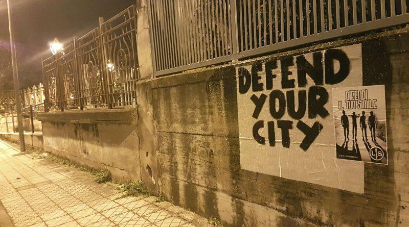 """""""Defend your city, reagisci all'invasione"""", l'iniziativa di Lotta Studentesca"""