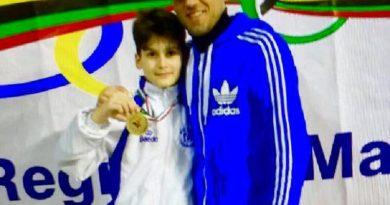 Ancona. Interregionale Taekwondo, è super Caputo: primo posto per il teverolese