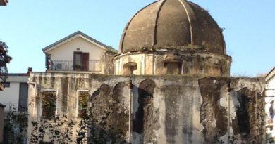 (FOTO) La Storia di Aversa. Immagini inedite: l'interno dell'antico Monastero di Montevergine