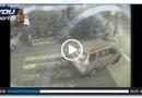 """(Video) """"Ti sei presa il mio uomo!"""" e la investe con l'auto."""