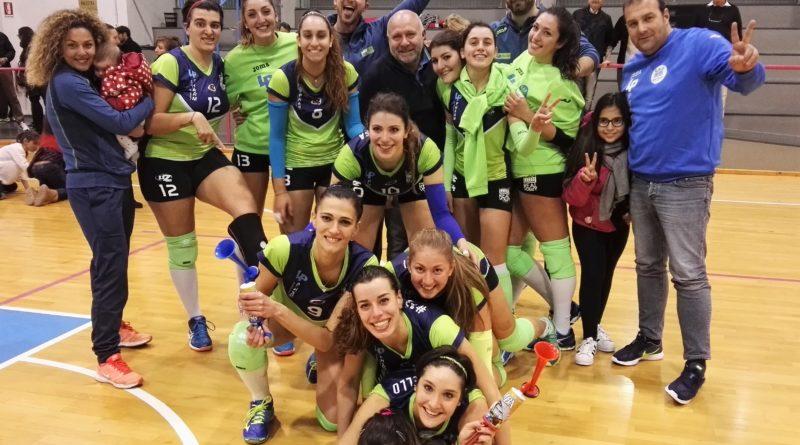 Volley Serie B2F. La Lp Napoli torna alla vittoria: battuto il Cuore Reggio Calabria
