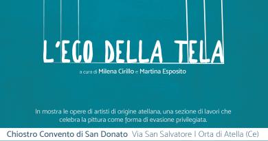 Orta di Atella. L'eco della Tela, mostra di pittura al Chiostro di San Donato