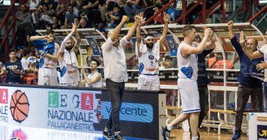 Basket Serie B. Play off, super Cuore Napoli: battuto Cassino in Gara5 e vola in finale