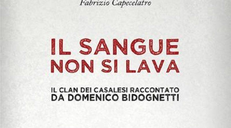Parete. 'Il sangue non si lava', presentazione del libro di Fabrizio Capecelatro