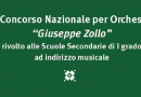 Fontanarosa. Il primo concorso nazionale per orchestre scolastiche