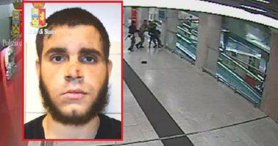 Milano. Aggredì militari in stazione, Hosni rivendica fede islamica