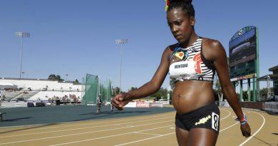 (Video) Incinta 5 mesi corre a campionati atletica Usa