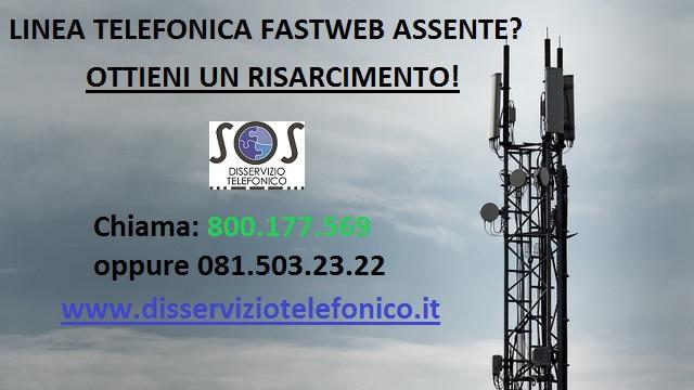 Disservizio Fastweb