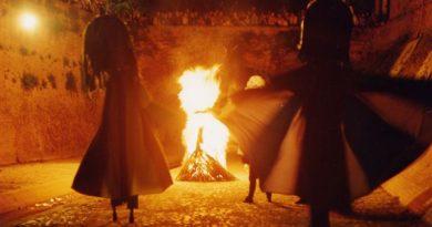 san Giovanni e la notte delle Streghe