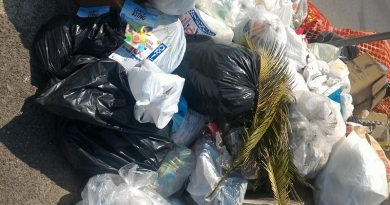 """Cesa. Ancora rifiuti per le strade, Cesa C'è: """"Rispetto per i cittadini che pagano le tasse"""""""