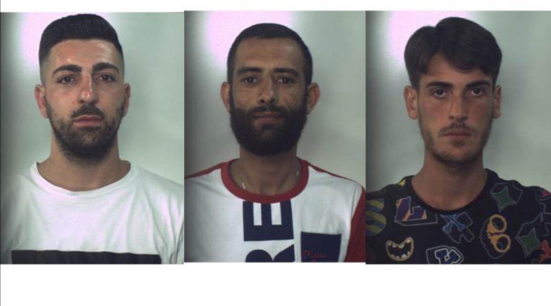 Aversa. Tre arresti per spaccio alla Villa Comunale