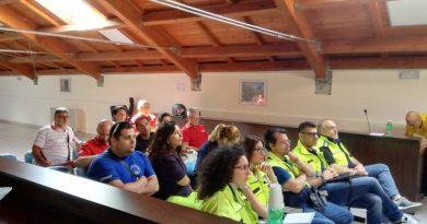 """Cesa. """"Io non rischio"""", la campagna di formazione per i volontari della Protezione Civile"""