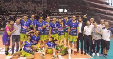 Volley Serie A2/M. Prima stoccata della Sigma Aversa: battuta la Conad Reggio Emilia