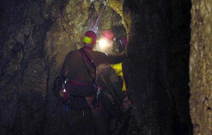 Speleologo morto nel Salernitano
