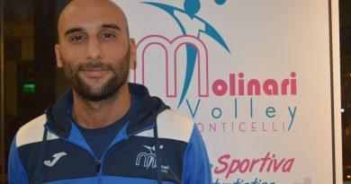Volley Serie B2/F. Trasferta impegnativa per la Molinari Ponticelli: tappa a Pescara