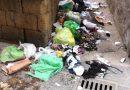 (FOTO) Aversa. Segnalazione del cittadino: problema rifiuti in via Monserrato
